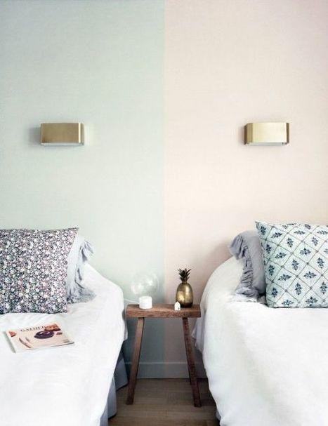 Un hôtel en ton pastel et touche vintage | L'hôtellerie | Scoop.it