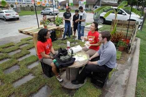 What Houston needs: less parking, more parks | Citizens' Environmental Coalition (Houston) | Scoop.it