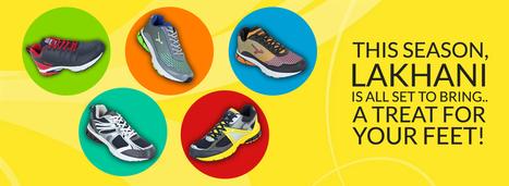 Latest Sports Shoes for Girls, Women's - Lakhanifootwearonline   Lakhani Footwear Online   Scoop.it