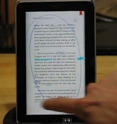 First look at Kobo's new note taking ability | The Digital Reader | Innovations in journalism | Scoop.it