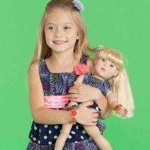 Little Girl Party Dresses | Dollie & Me | Scoop.it