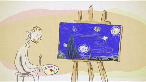 "The Unexpected Math Behind Van Gogh's ""Starry Night"" 