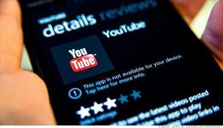 Microsoft, Google Working Together On Windows Phone YouTube App | Nerd Vittles Daily Dump | Scoop.it
