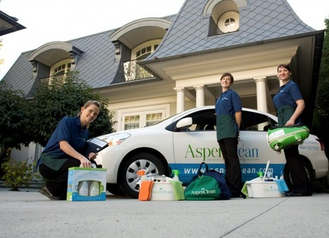 AspenClean Eco-Friendly House Cleaning Services {Giveaway ... | Home Cleaning Sydney | Scoop.it