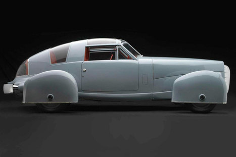 Future cars from the past in new exhibition - AutoExpress | Batteries | Scoop.it