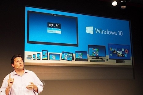 #Microsoft reportedly planning 'Windows 10' event for January | News You Can Use - NO PINKSLIME | Scoop.it