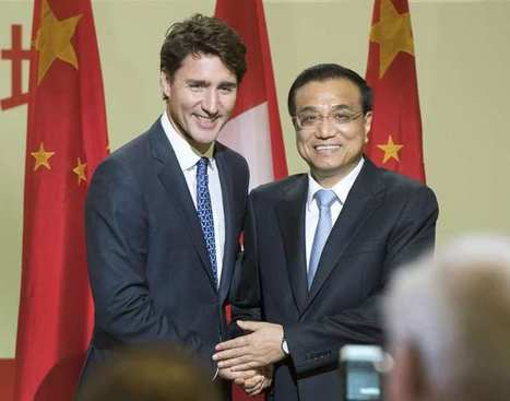 Et le Canada se tourna vers la Chine | Herbovie | Scoop.it