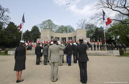 Le CEMAA et le ministre de la Défense réunis autour du Souvenir Français à Reims | Actu SIRPA METZ | Scoop.it