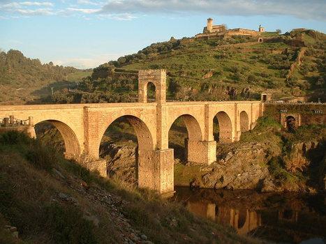 Alcántara, el mejor puente de la Hispania romana (Cáceres) | Arqueología romana en Hispania | Scoop.it