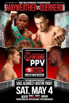 Fight Guerrero | Guerrero vs Mayweather Live Stream Online | Scoop.it