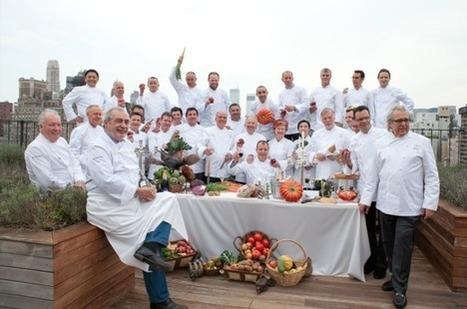 Londres, après Versailles et New York pour le dîner des Grands Chefs des Relais & Châteaux | Hôtellerie de luxe | Scoop.it