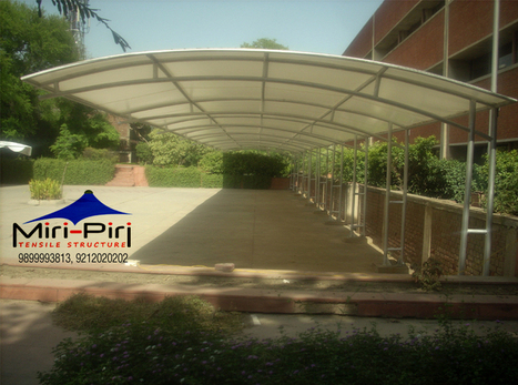 Walkway Structure Manufacturers and Suppliers India   Awnings and Canopies Manufacturers India   Scoop.it