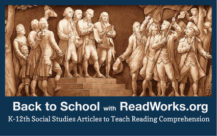 ReadWorks.org | K-12th Grade Social Studies Articles | The Scoop on the CCSS for 6-12 Teachers | Scoop.it