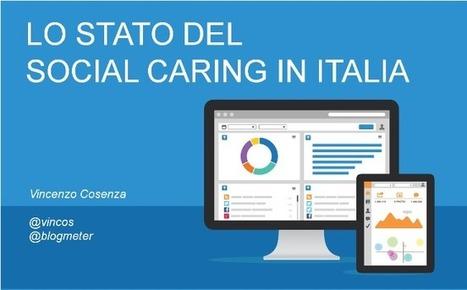 Blogmeter - Lo stato del social caring in Italia: la ricerca Blogmeter presentata allo IAB forum 2013 | Social + Content + Copy | Scoop.it