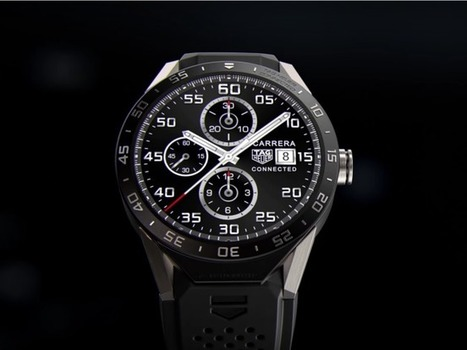 The TAG Heuer Connected is the first smartwatch that Apple should be worried about | Nerd Vittles Daily Dump | Scoop.it