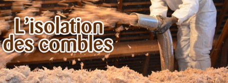 [Best of Blog] Choisir l'isolation des combles par insufflation | IMMOBILIER 2013 | Scoop.it