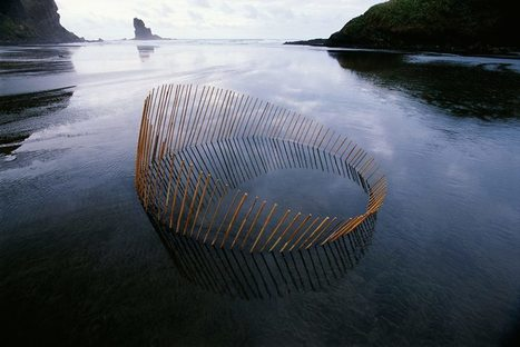 Martin Hill, Circular Nature installation | Art Installations, Sculpture, Contemporary Art | Scoop.it