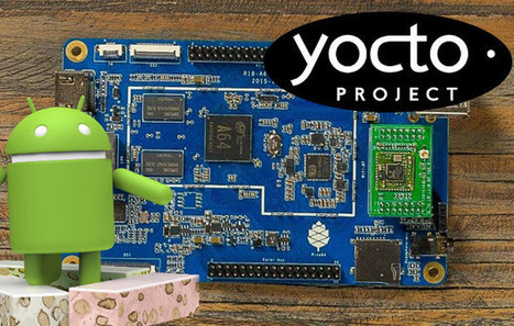 Android 7.0, Android TV 7.0, and Yocto Project Ported to Pine A64 Boards | Embedded Systems News | Scoop.it