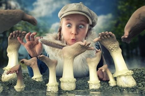 Tickling a foot fungus by John Wilhelm is a photoholic | Photography | Scoop.it