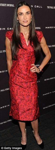 Demi Moore 911 call: 'She's smoked something': | TonyPotts | Scoop.it