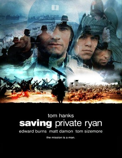 Saving Private Ryan movie review - No End to Books (Christian reviews) | movie reviews | Scoop.it