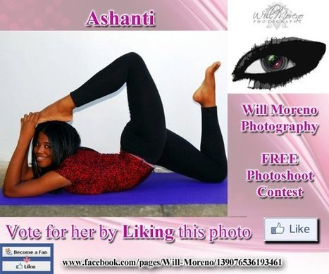 Ashanti - Contestant to win a Free Photoshoot with Will Moreno | Belize in Photos and Videos | Scoop.it