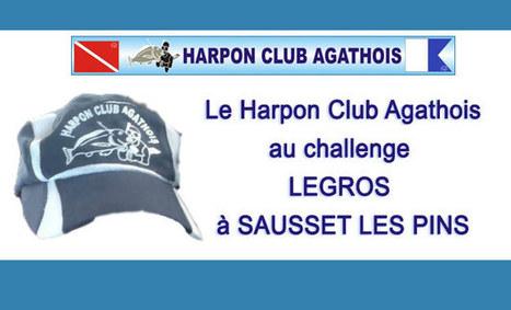 Chasse sous-marine : Le Harpon Club Agathois au challenge Legros à Sausset-les-Pins | Pêche & Pêcheurs | Scoop.it