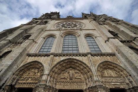 La cathédrale de Chartres serait trop blanche après sa restauration | Immobilier | Scoop.it