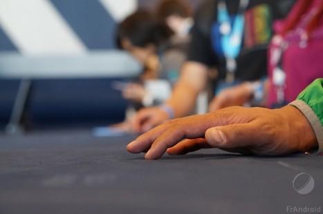 Project Jacquard, les tissus tactiles sont désormais réels | ParisBilt | Scoop.it