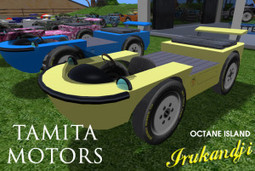 Vehicles in InWorldz - a 17 Region Road Test | Xay Tomsen | Happenings - Virtual Worlds | Scoop.it