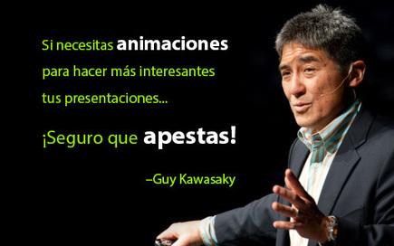Animen más a la audiencia que a sus diapositivas | Educacion, ecologia y TIC | Scoop.it