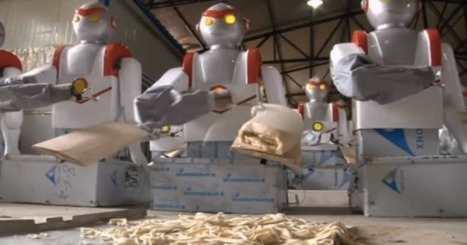 How Do Robots Learn to Cook? YouTube, Obviously. - Gizmodo | Robotics in Manufacturing Today | Scoop.it