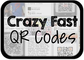 Crazy Fast QR Codes | 1 to 1 IPads & 21st Century Pedagogy | Scoop.it