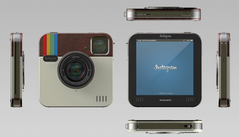 Welcome Instagram Socialmatic Camera | Art, photography, design, tech, culture & fashion | Scoop.it