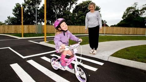 Ulmer hails kids' bike track | eParenting and Parenting in the 21st Century | Scoop.it