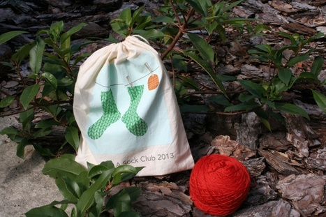 Les yarn clubs | in the loop - Le webzine des arts de la laine | Du fait main & some handmade | Scoop.it
