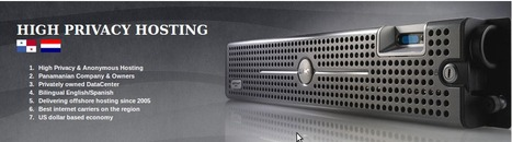 Offshore Racks: Premium hosting services | Web hosting services in Panama and Netherlands | Scoop.it