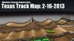 Supercross Track Map Video: Arlington Texas | Motocross-Supercross | Scoop.it