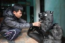 Coal art at risk due to lack of funding - Social Issues - VietNam News | Foreign Cultures | Scoop.it