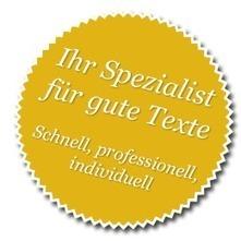 Satzgold – Ihr Textspezialist Joachim Hesse   Die glorreichen Sieben   Scoop.it