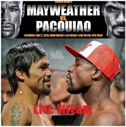 Watch Mayweather vs Pacquiao Live Broadcast TV PPV Boxing | Mayweather vs Pacquiao Live Stream TV | Live Stream | Scoop.it