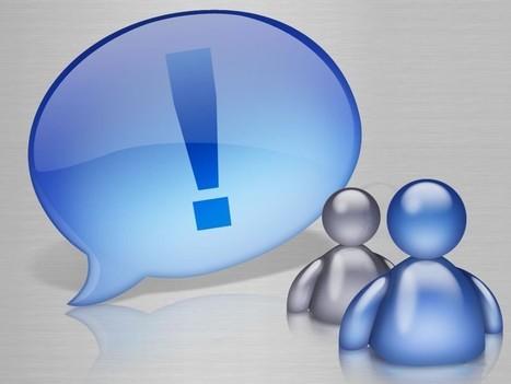 Administrar el inicio de sesión de Messenger   Crear Messenger   Scoop.it