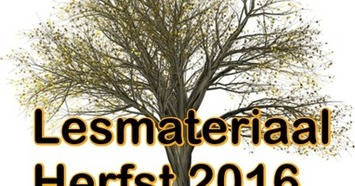 11 'Portals' met lesmateriaal over de herfst | Edu-Curator | Scoop.it