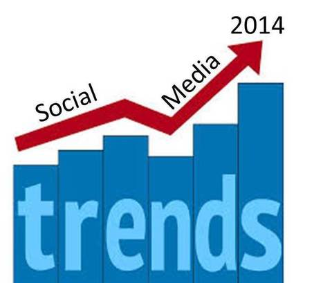 Social Media: 7 tendenze per il 2014 | Social Media War | Scoop.it