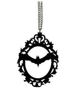 Framed Bat Necklace - Buy Online at Grindstore.com   Invanity   Scoop.it
