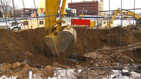Vikings Stadium Construction Off To Swift Start - CBS Local | Construction | Scoop.it