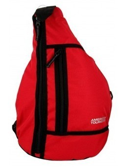 AMERICAN TOURISTER 85Z000008 RED BACKPACK - Shop and Buy Online at Best prices in India. | Online Shopping | Scoop.it