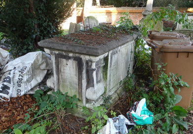 Burial Grounds and Cemeteries are 'Heritage at Risk' challenge for London | English Heritage | Cultural Heritage Management & Mismanagement | Scoop.it