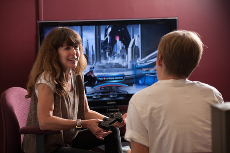 ASU researchers find families bond over video game play | Learning Technology News | Scoop.it