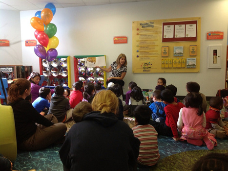 Toronto public library gives boost to early literacy   Toronto Star   LibraryLinks LiensBiblio   Scoop.it